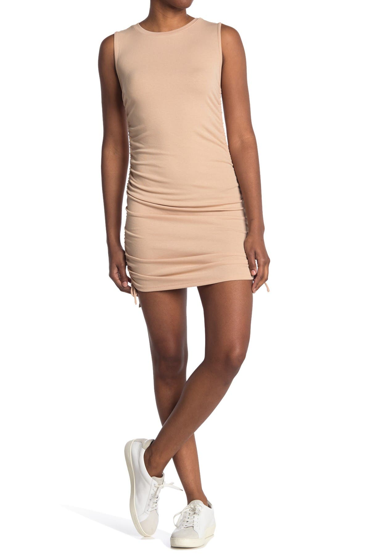 Image of Sophie Rue Cinched Knit Dress