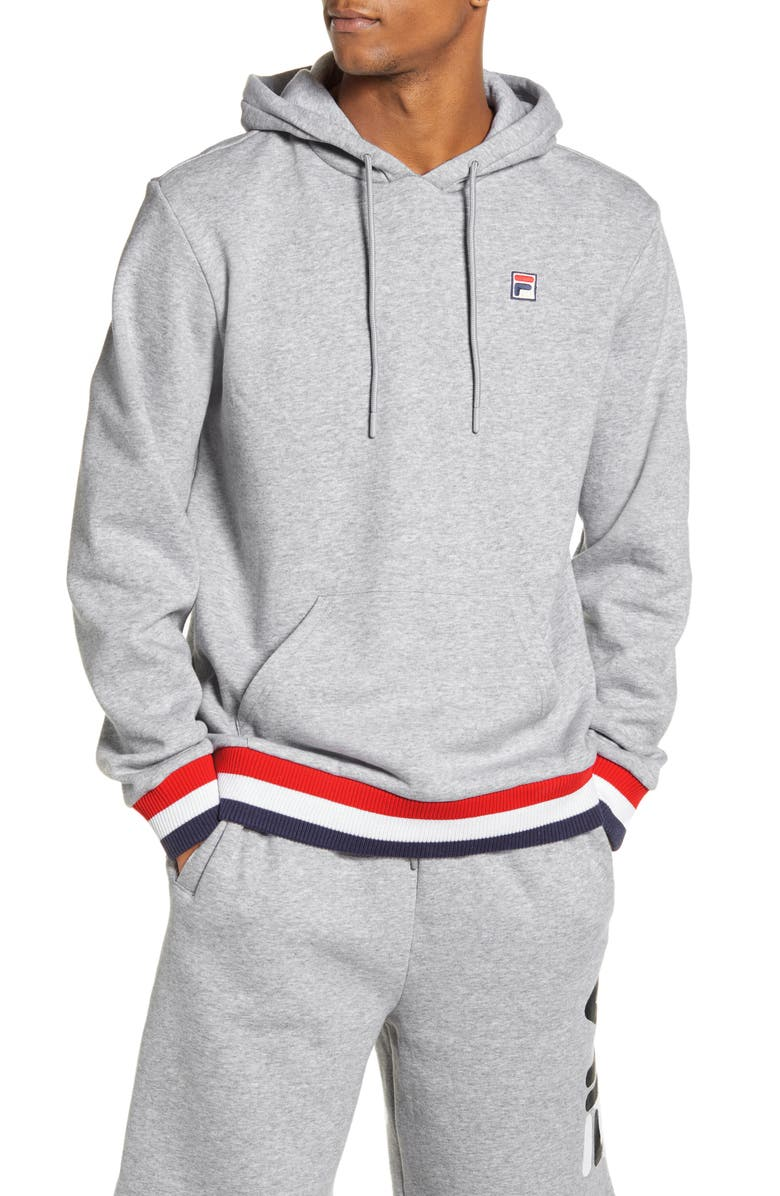 FILA Caro Hooded Sweatshirt, Main, color, 029