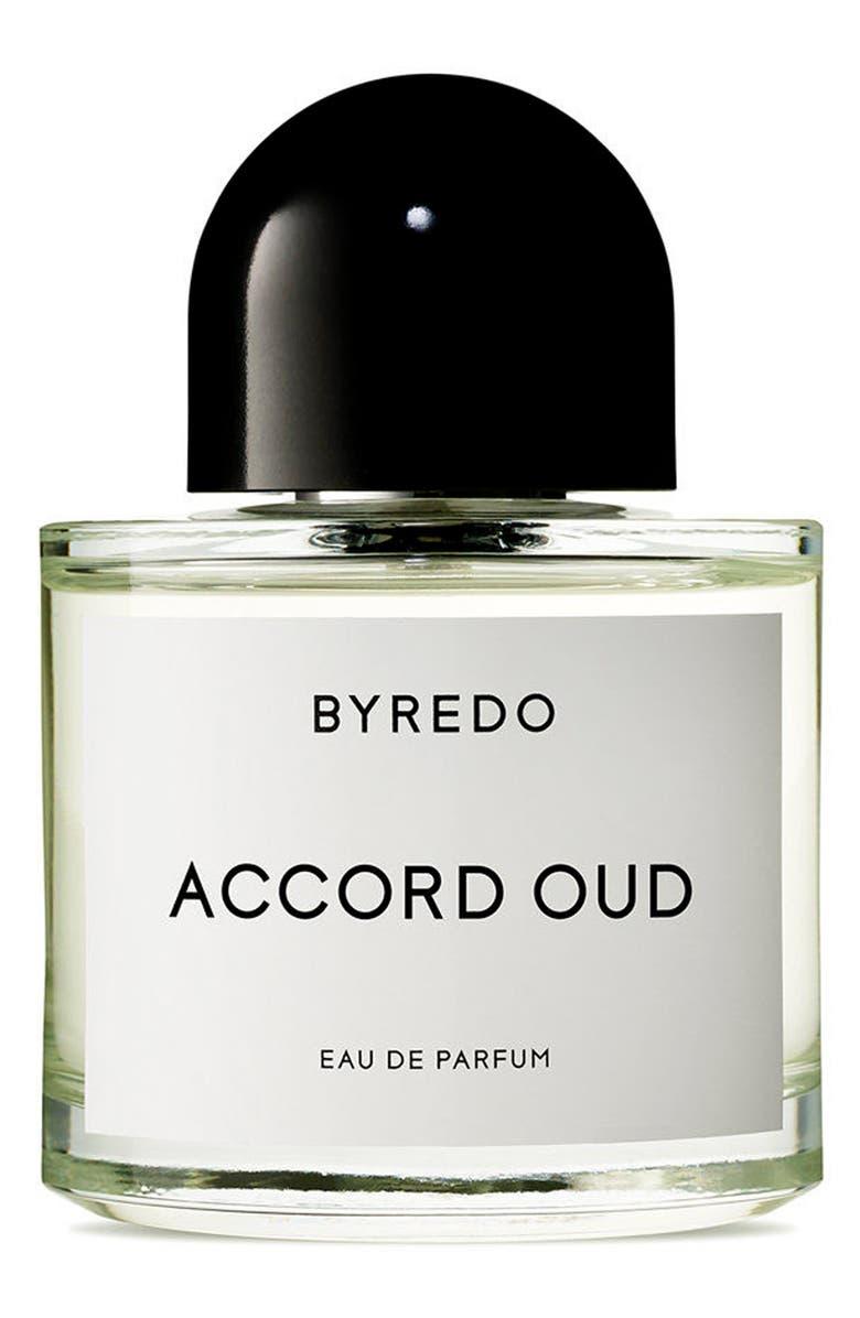 BYREDO Accord Oud Eau de Parfum, Main, color, NO COLOR
