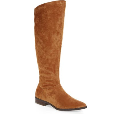 Band Of Gypsies Luna Knee High Boot- Brown
