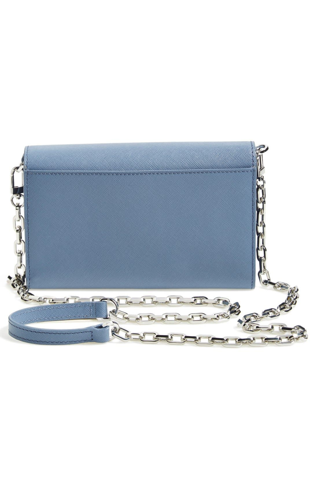 ,                             'Robinson' Leather Wallet on a Chain,                             Alternate thumbnail 38, color,                             400