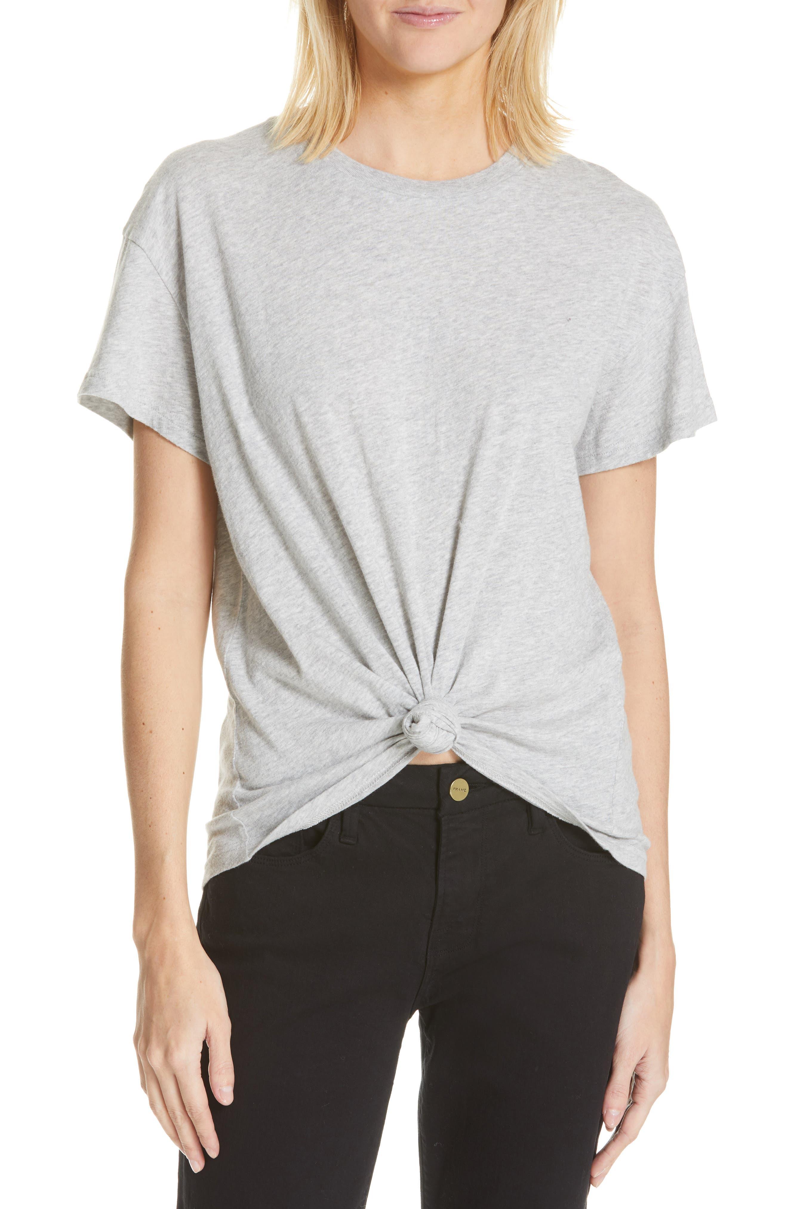 Frame Wear Thin Tee, Grey