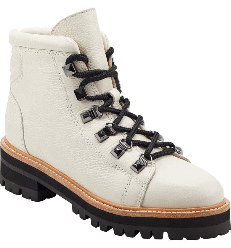 catch info for lowest price Marc Fisher LTD Issy Hiker Boot (Women) | Nordstrom