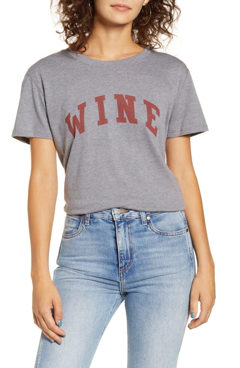 SUB_URBAN RIOT Wine Tee, Main, color, HEATHER GREY