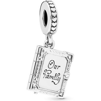 Pandora Family Book - To My Mother Dangle Charm
