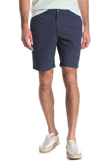 "Image of Original Penguin 9"" Cross Hatch Shorts"