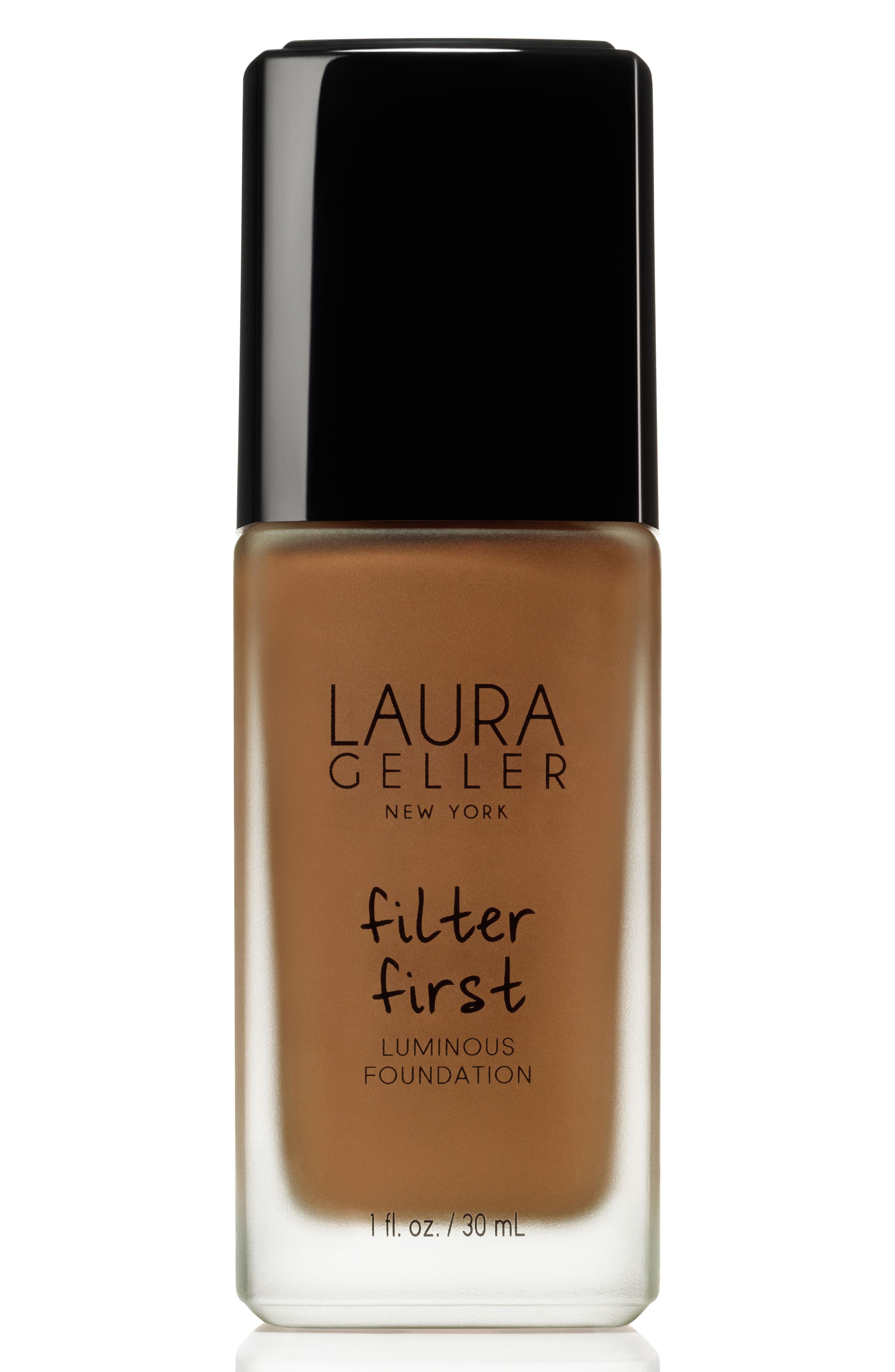 Image of Laura Geller New York Filter First Luminous Foundation - Chestnut