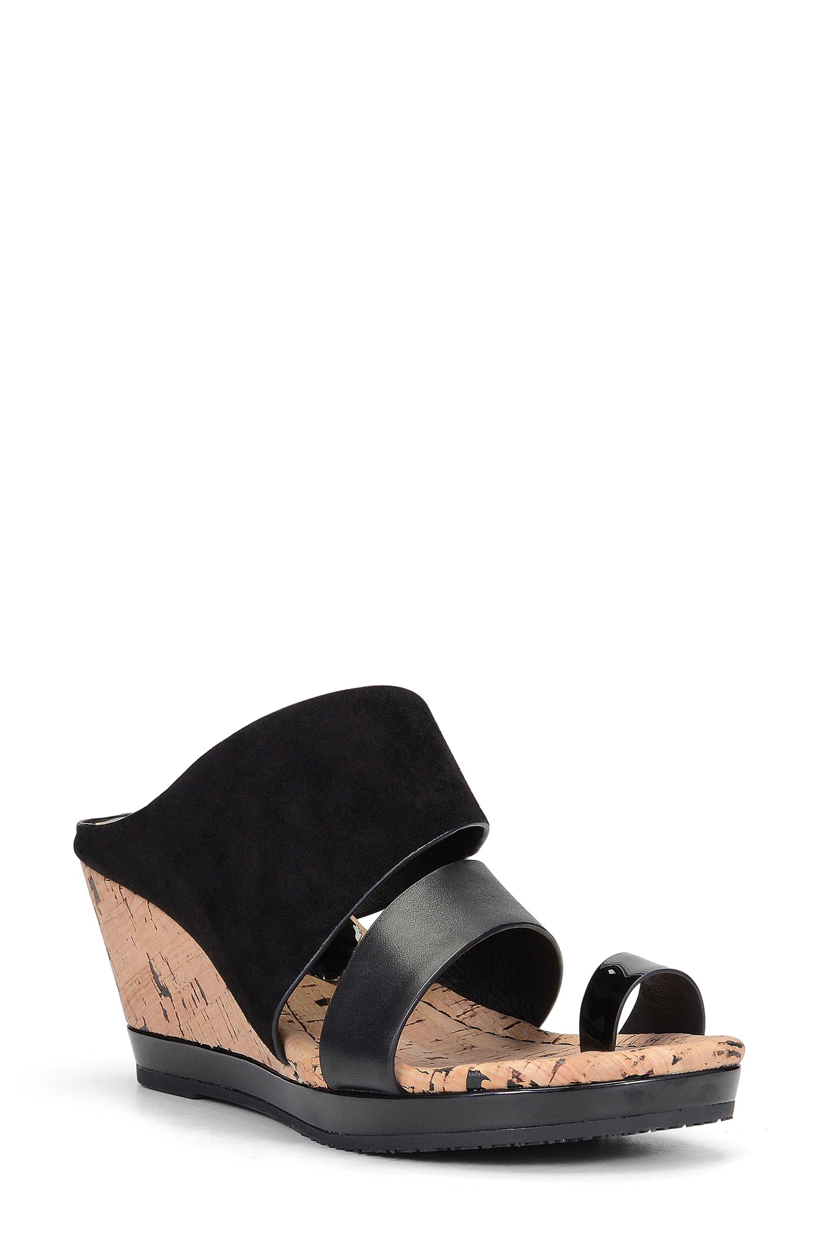 Montce Wedge Slide Sandal