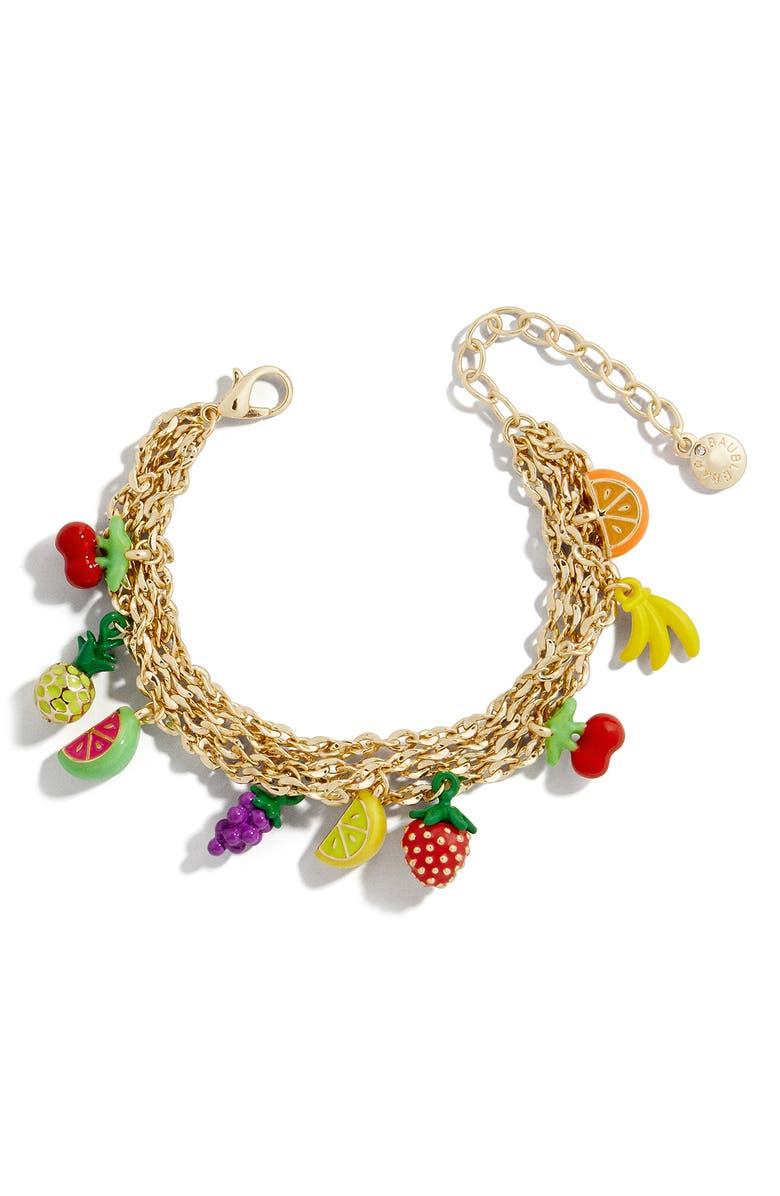 BAUBLEBAR Juniper Charm Bracelet, Main, color, 710
