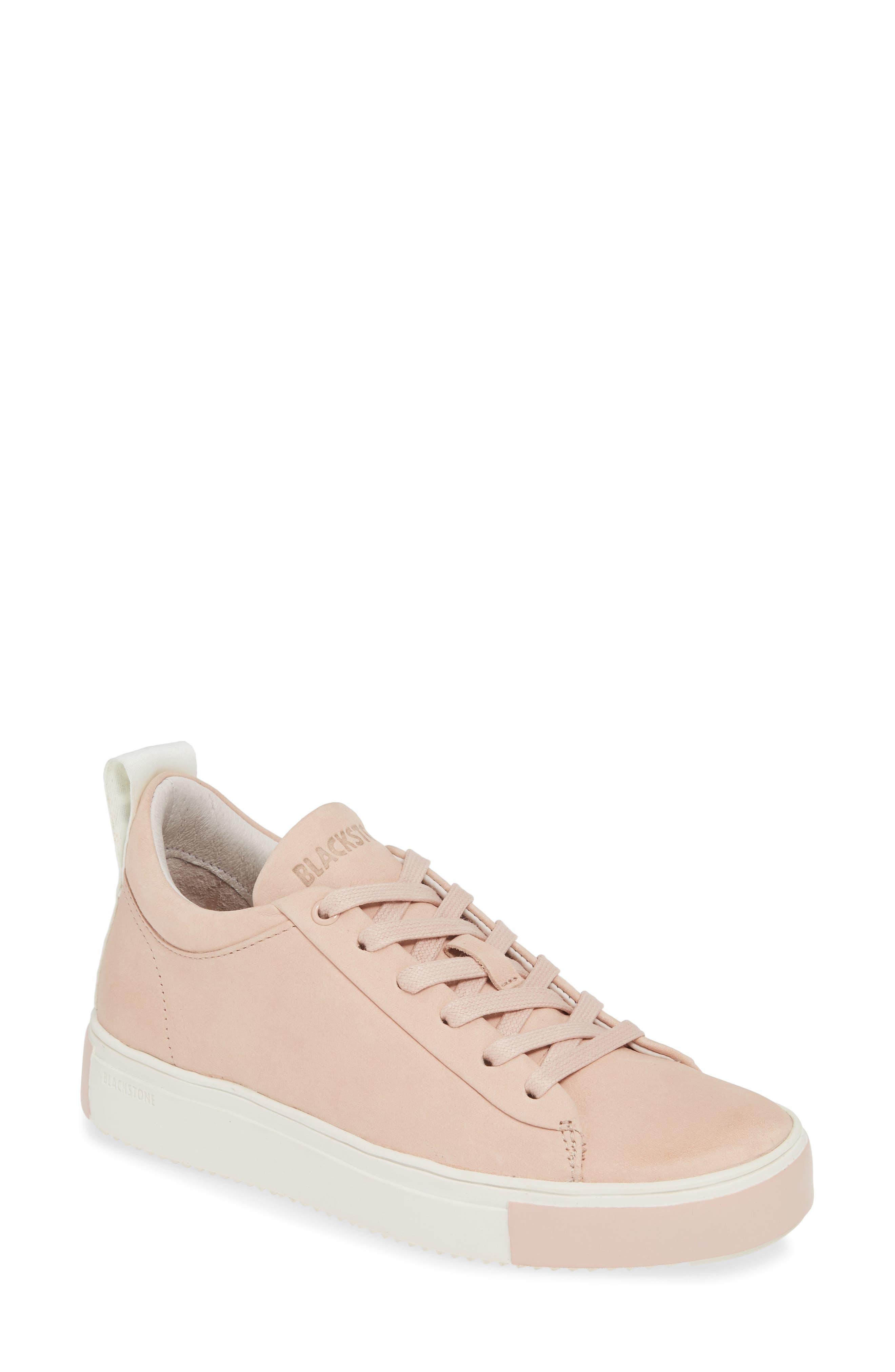 Blackstone Rl65 Mid Top Sneaker, Pink