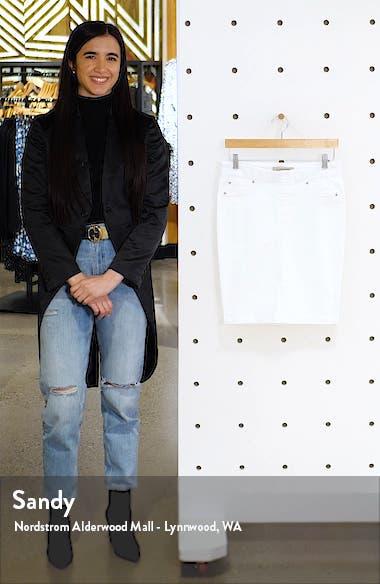 Pull-On Pencil Skirt, sales video thumbnail