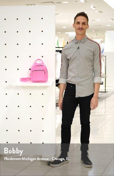 Neon Zadie Convertible Backpack, sales video thumbnail