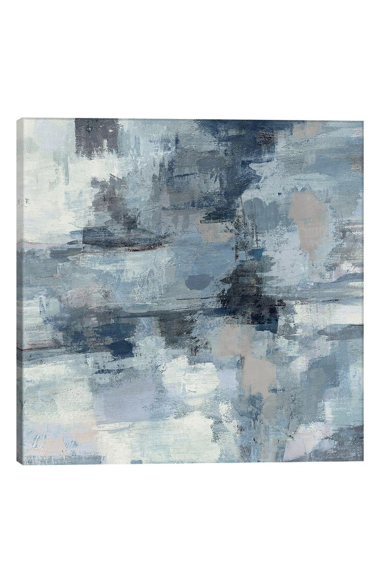 ICANVAS In the Clouds by Silvia Vassil Giclée Print Canvas Art, Main, color, SILVER