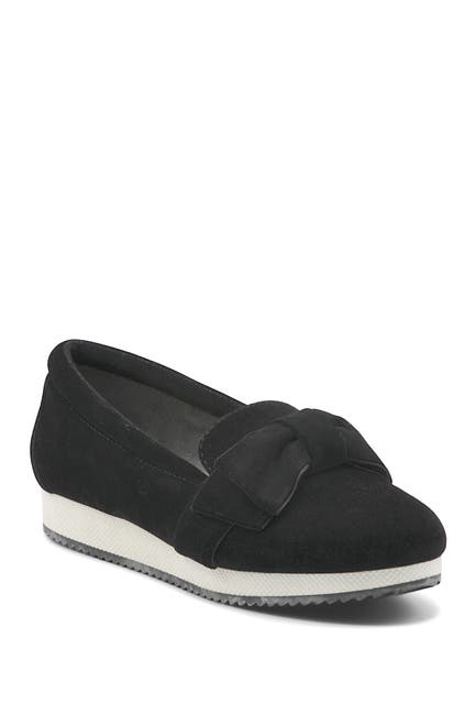 Image of Adrienne Vittadini Garvey Bow Slip-On Flat