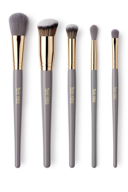 Image of Terre Mere 5-Piece Essential Brush Set