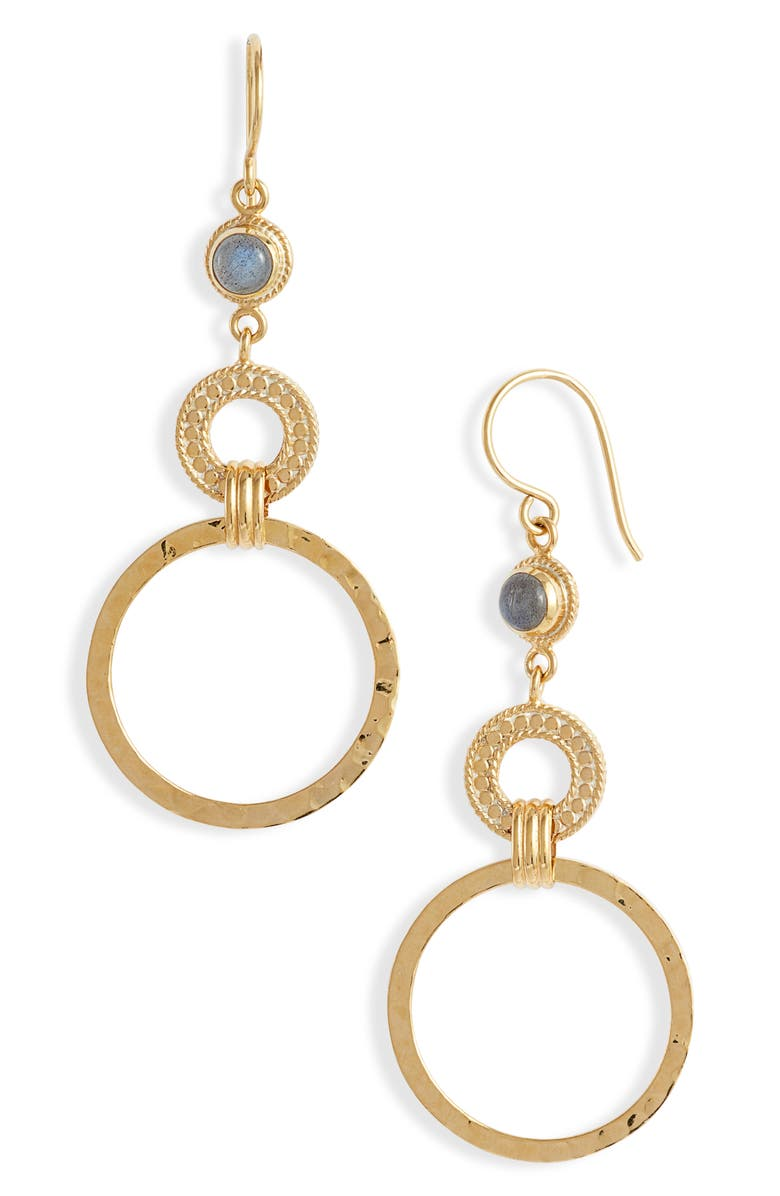 ANNA BECK Labradorite Statement Earrings, Main, color, 020
