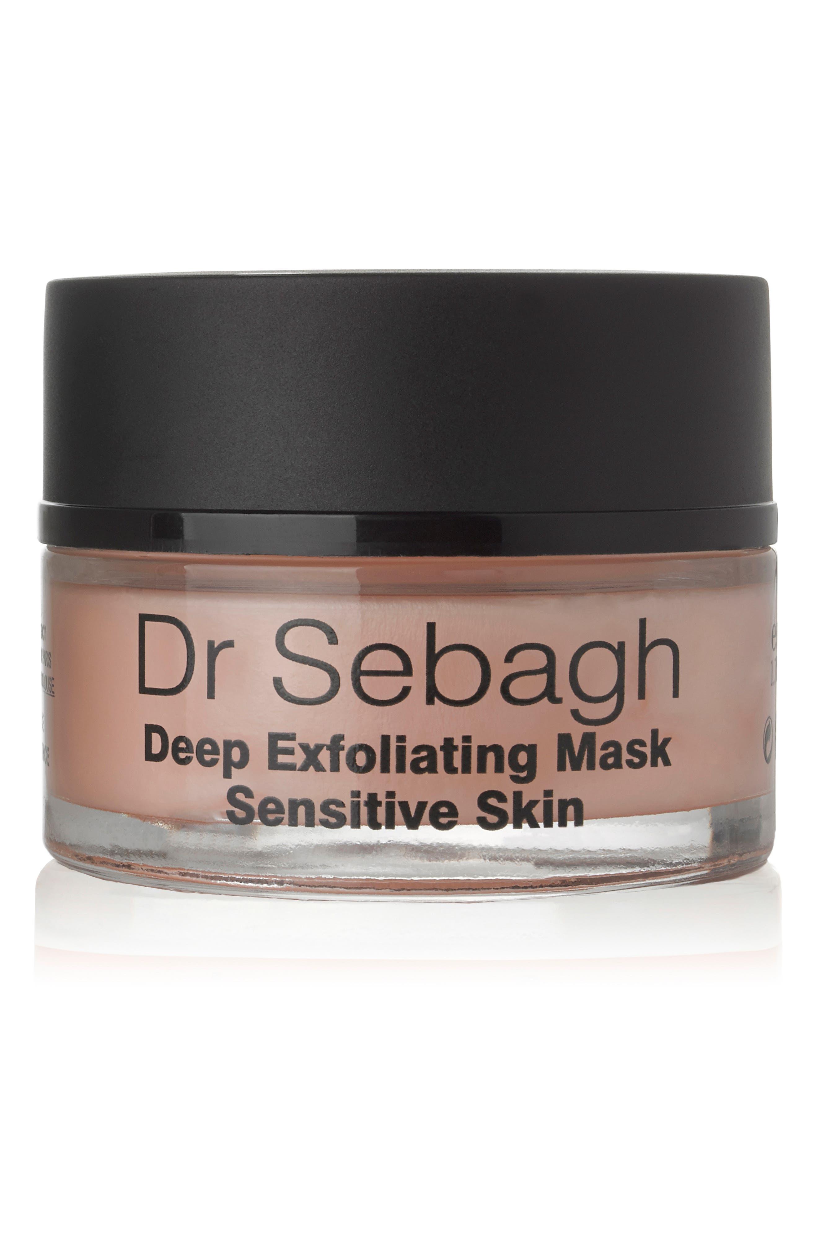 Deep Exfoliating Mask For Sensitive Skin