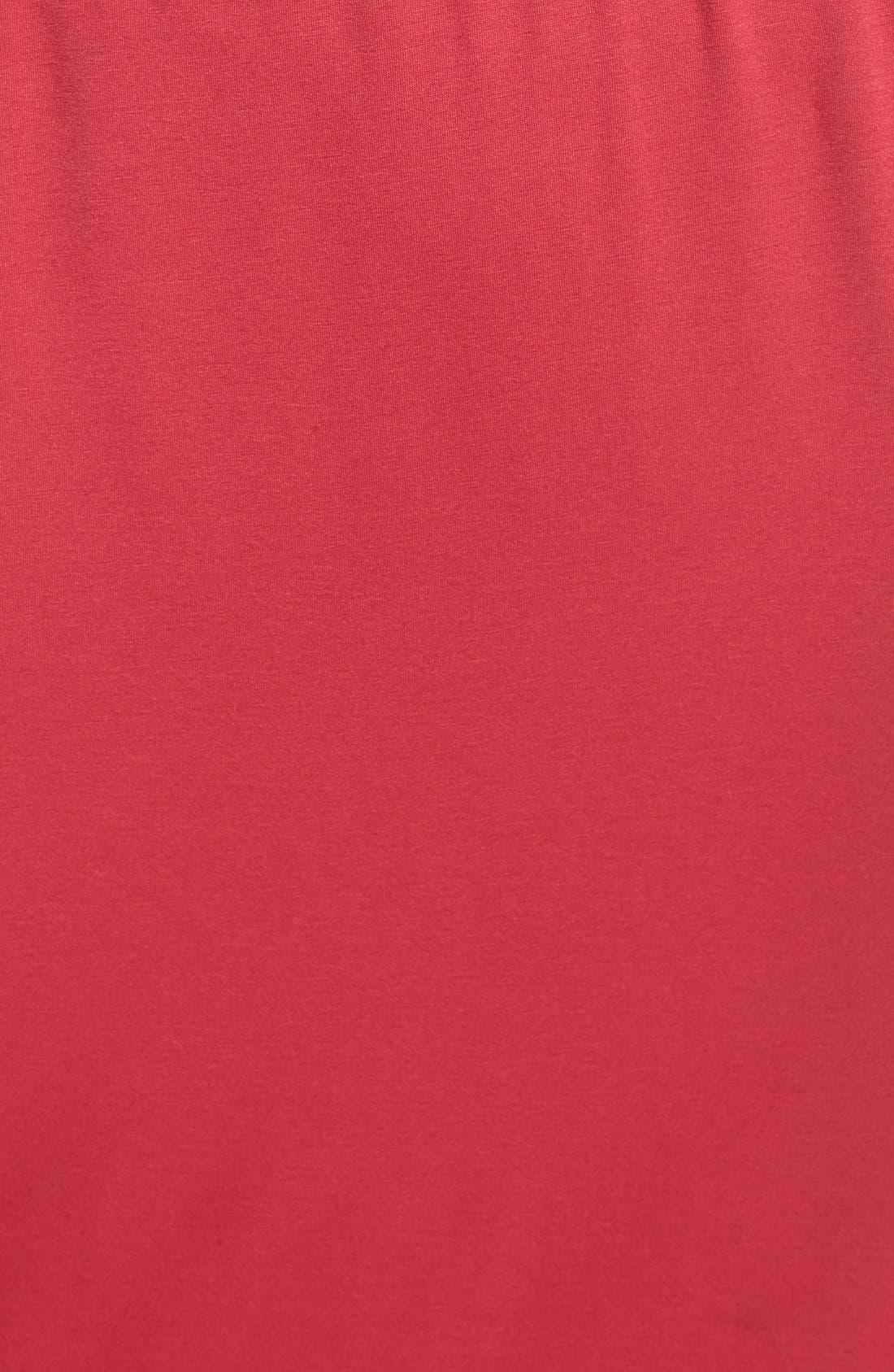 ,                             High Neck Maxi Dress,                             Alternate thumbnail 117, color,                             600