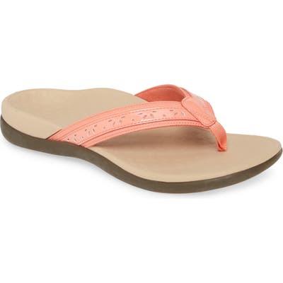 Vionic Casandra Flip Flop, Pink