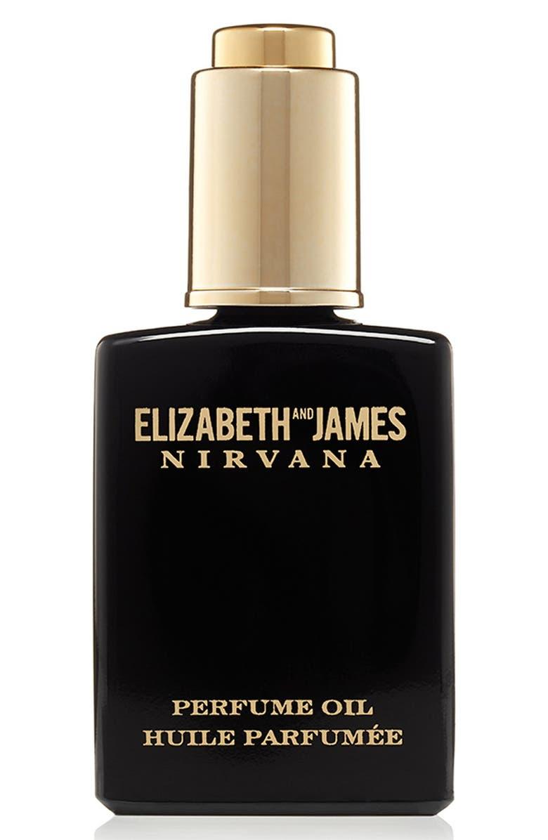 ELIZABETH AND JAMES NIRVANA Elizabeth and James 'Nirvana Black' Perfume Oil, Main, color, NO COLOR