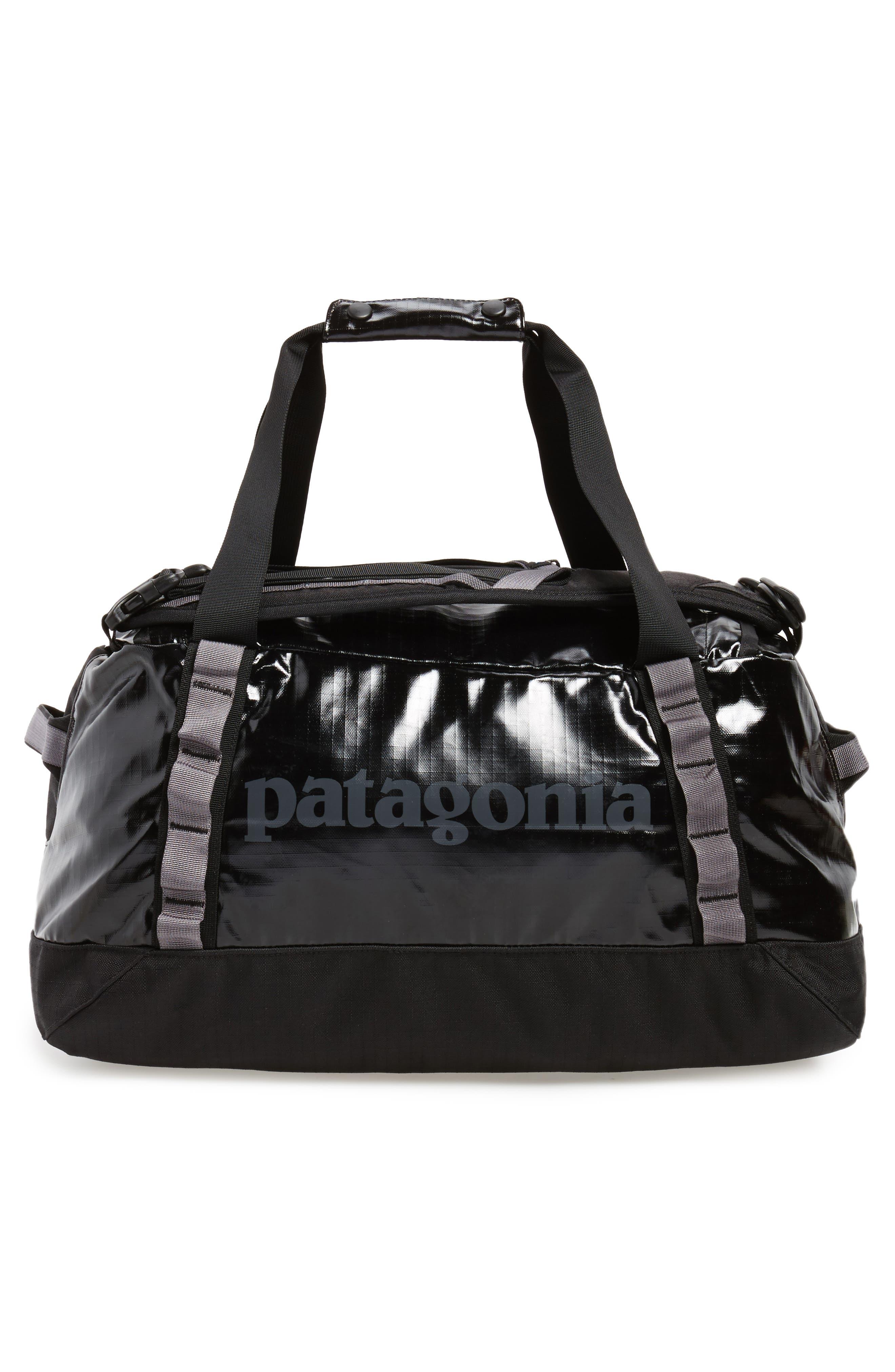 ,                             Black Hole Water Repellent 45-Liter Duffle Bag,                             Alternate thumbnail 29, color,                             001