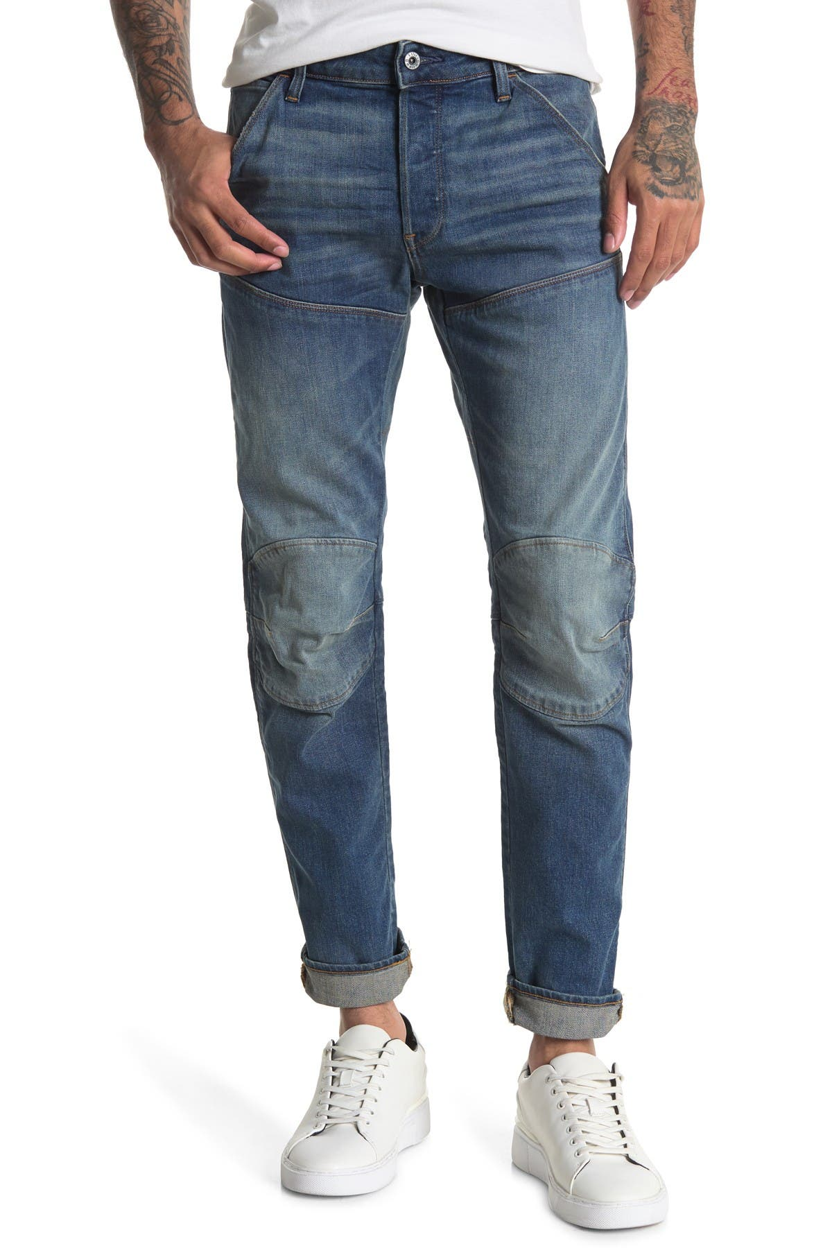 Image of G-STAR RAW 5620 3D Slim Fit Jeans