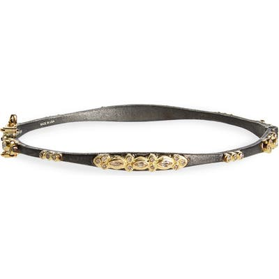 Armenta Old World Diamond Bangle