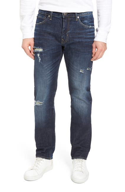 Image of Vigoss Slim Straight Jeans