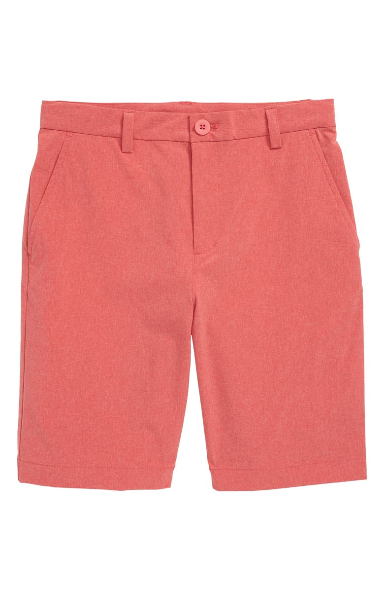 VINEYARD VINES Performance Breaker Shorts, Main, color, SAILORS RED