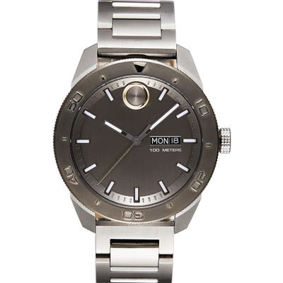 Movado Bold Bracelet Watch, 43.5Mm