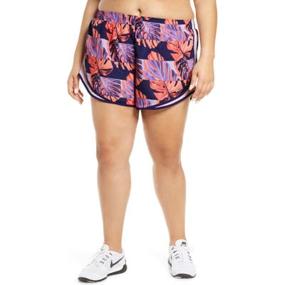 Plus Size Nike Tempo Runway Running Shorts