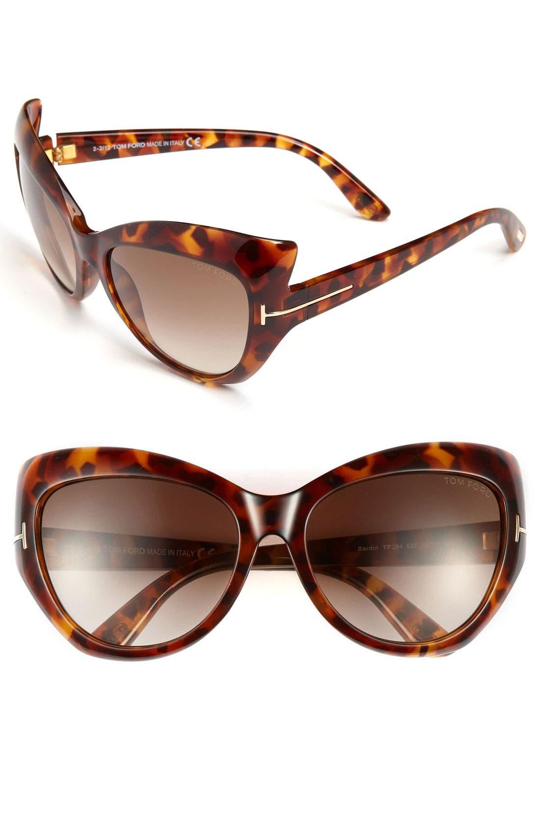 ,                             59mm Sunglasses,                             Main thumbnail 3, color,                             200