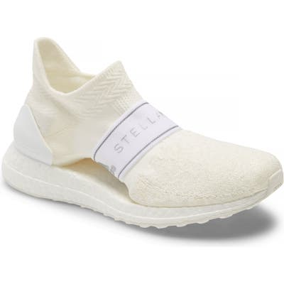 Adidas By Stella Mccartney Ultraboost X 3D Running Shoe, White