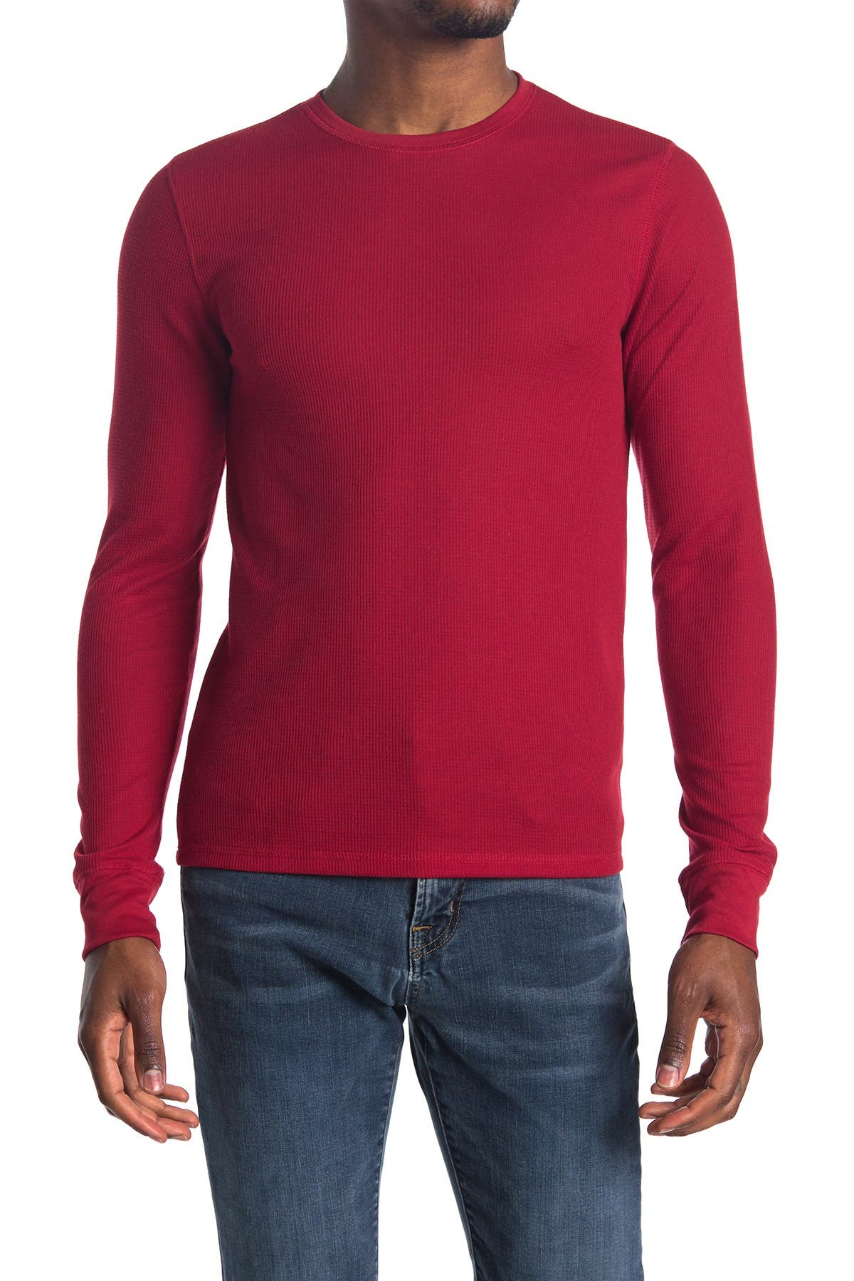 Avalanche Mens Thermal Compression Baselayer Crew Neck Long Sleeve Shirt Core Warmth