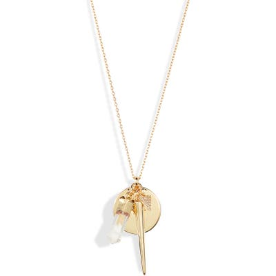 Uncommon James By Kristin Cavallari Charms Necklace