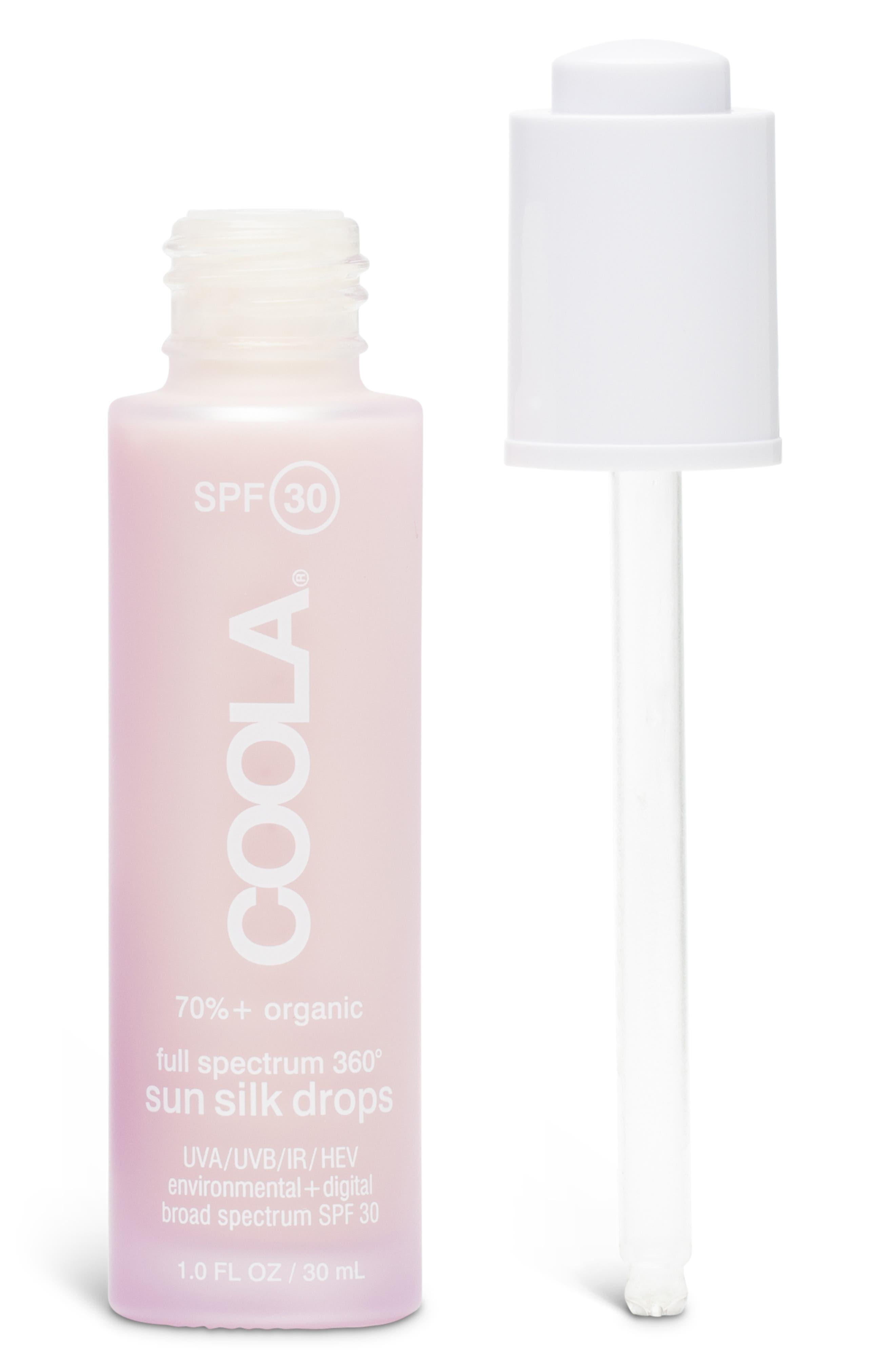 ,                             COOLA<sup>®</sup> Suncare Full Spectrum 360 Sun Silk Drops SPF 30,                             Alternate thumbnail 2, color,                             NO COLOR