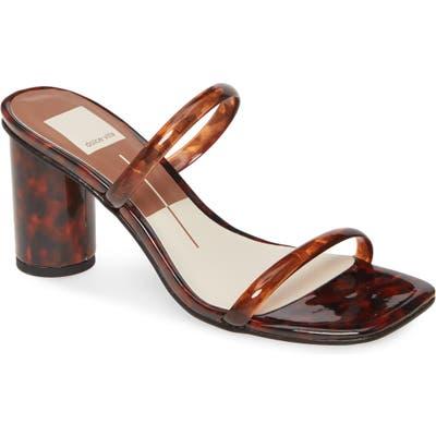 Dolce Vita Noles City Slide Sandal, Brown