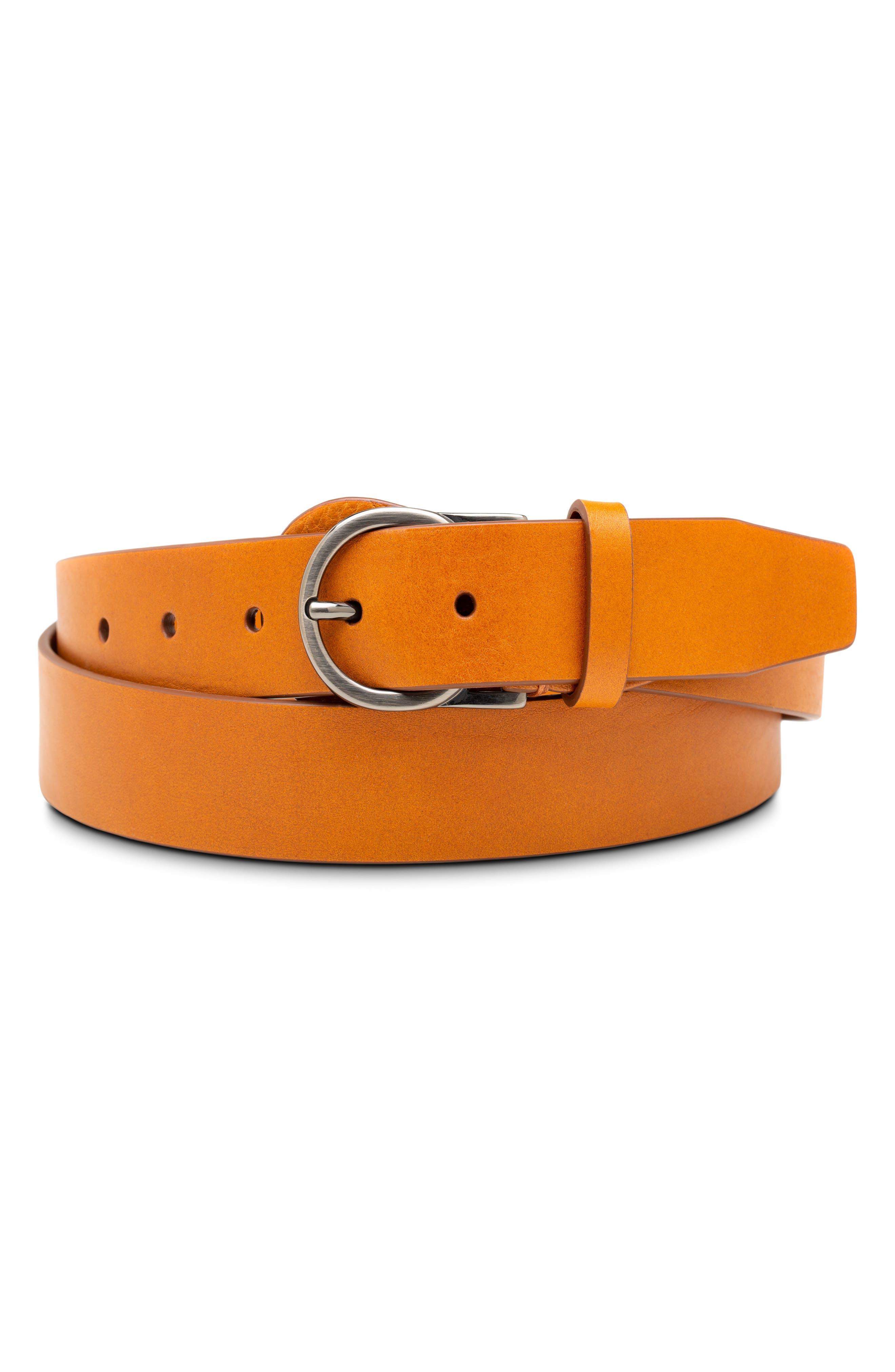 Sarno Leather Belt