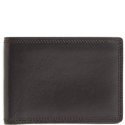 Bosca Leather Bifold Wallet -