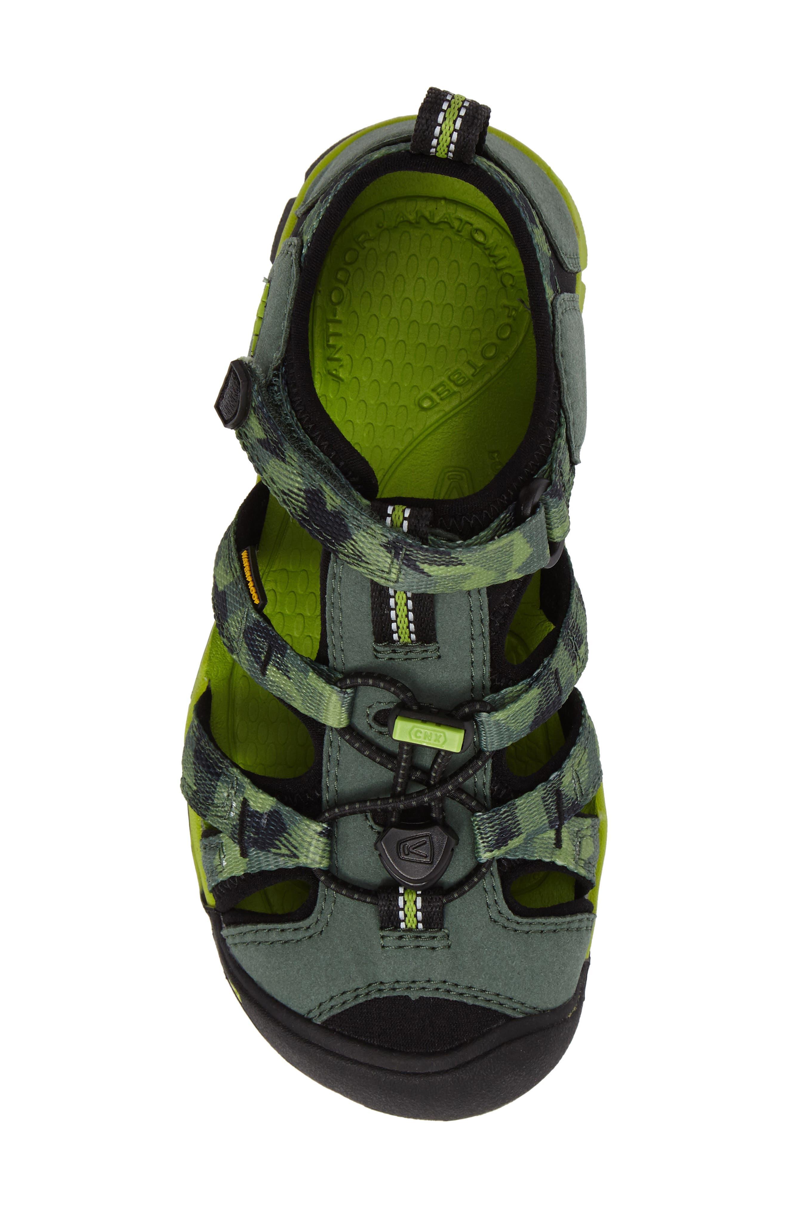 ,                             'Seacamp II' Water Friendly Sandal,                             Alternate thumbnail 137, color,                             302