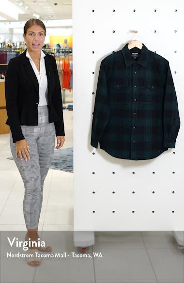 Beartooth Plaid Shirt Jacket, sales video thumbnail