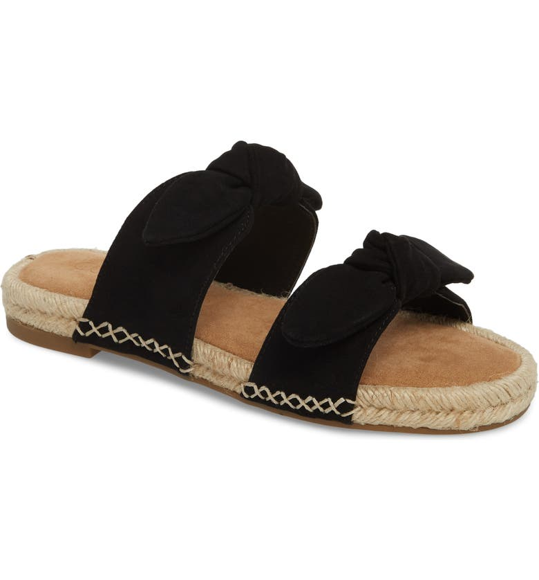 COCONUTS BY MATISSE Gianna Espadrille Slide Sandal, Main, color, 001