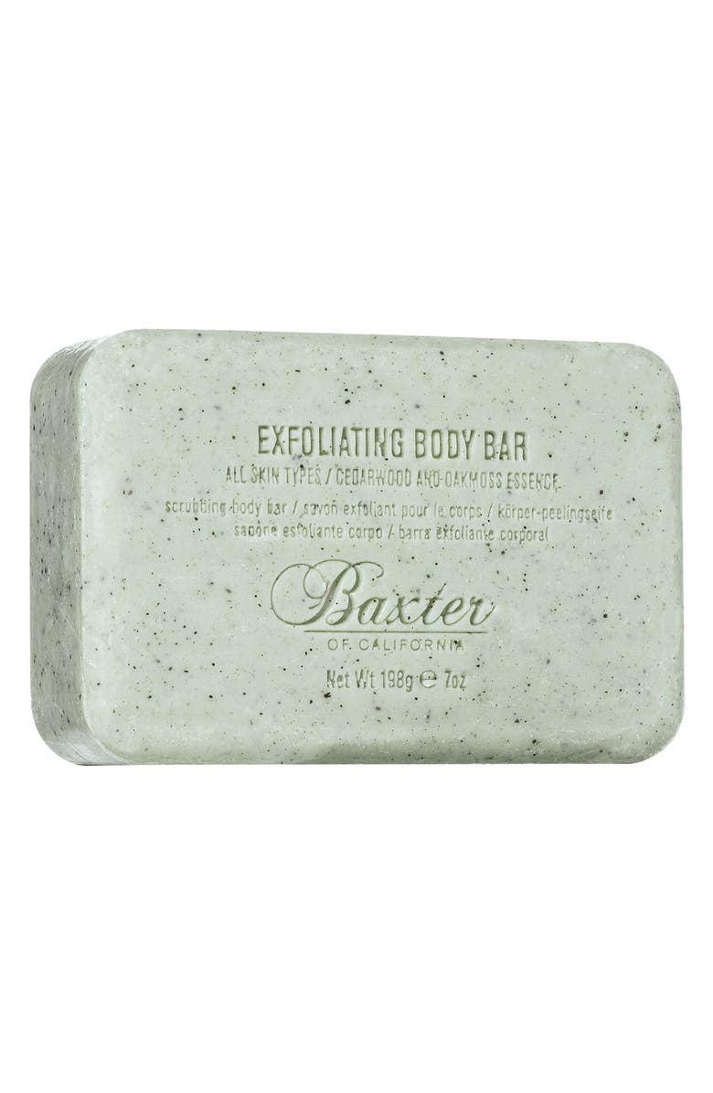 BAXTER OF CALIFORNIA Exfoliating Body Bar, Main, color, NO COLOR