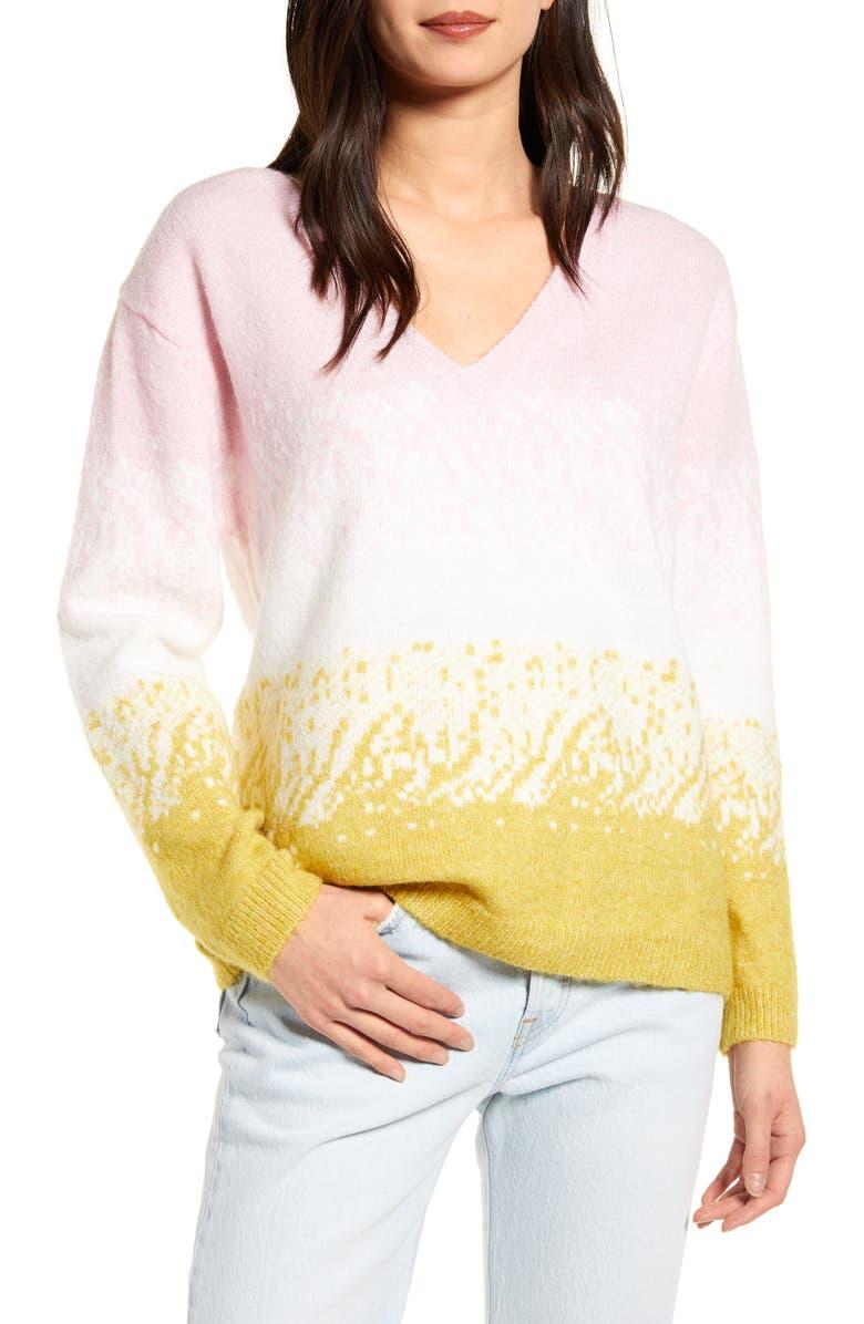 FRNCH Nema Sweater, Main, color, 650