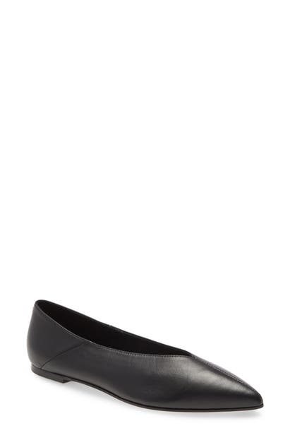 Aeyde MOA POINTED TOE FLAT