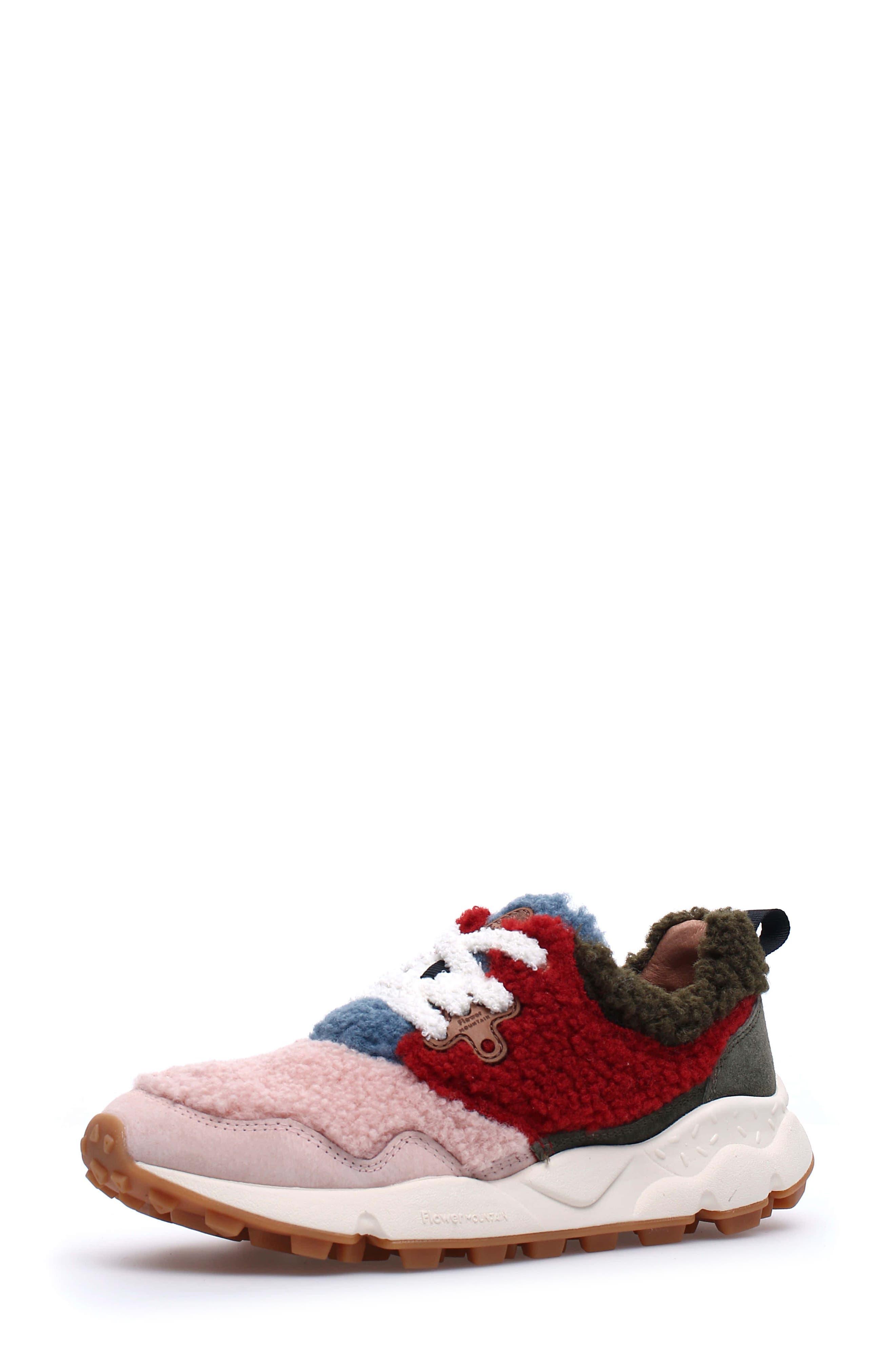 Pampas Teddy Sneaker