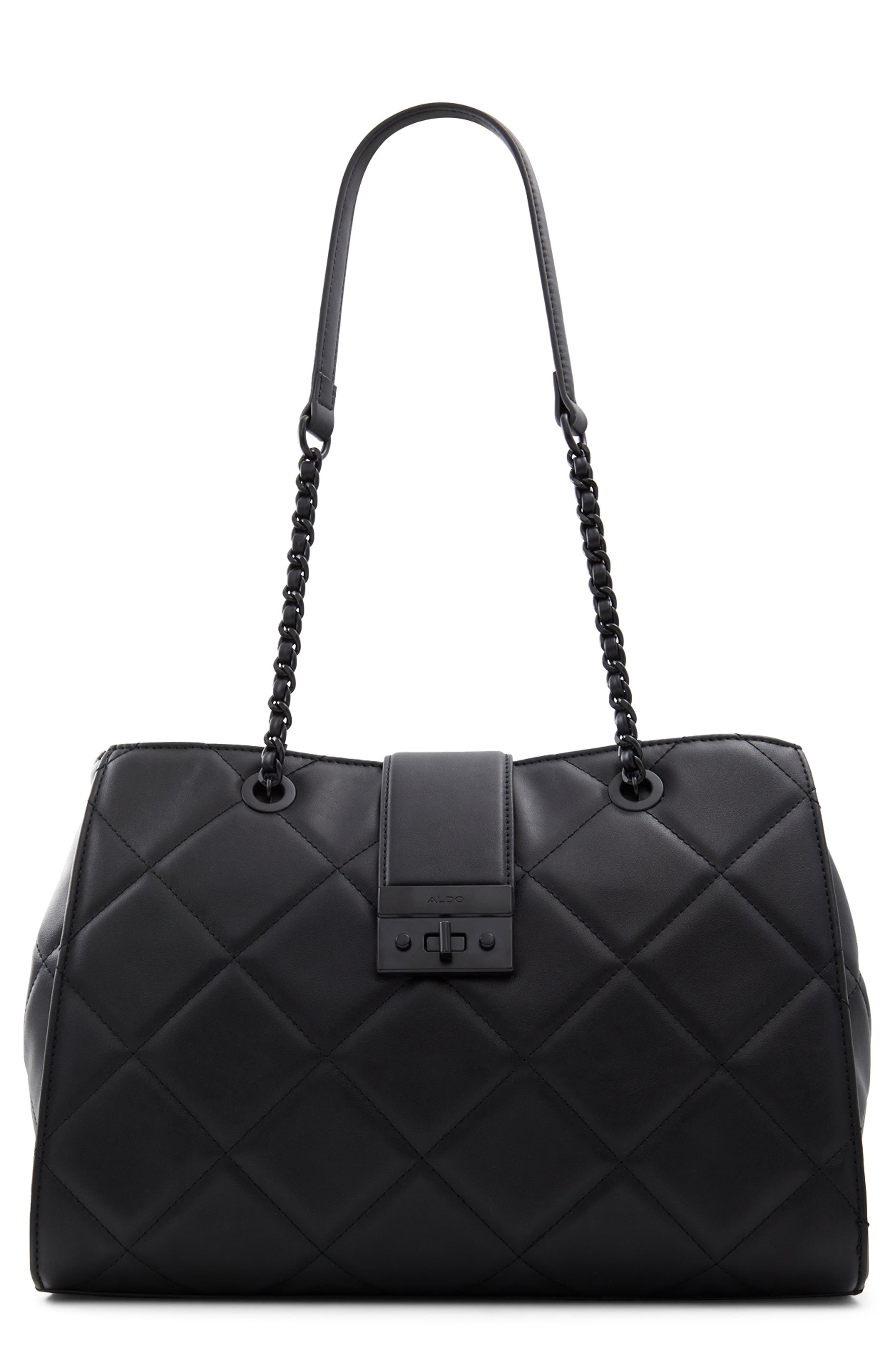 Alaevenn Quilted Tote Bag