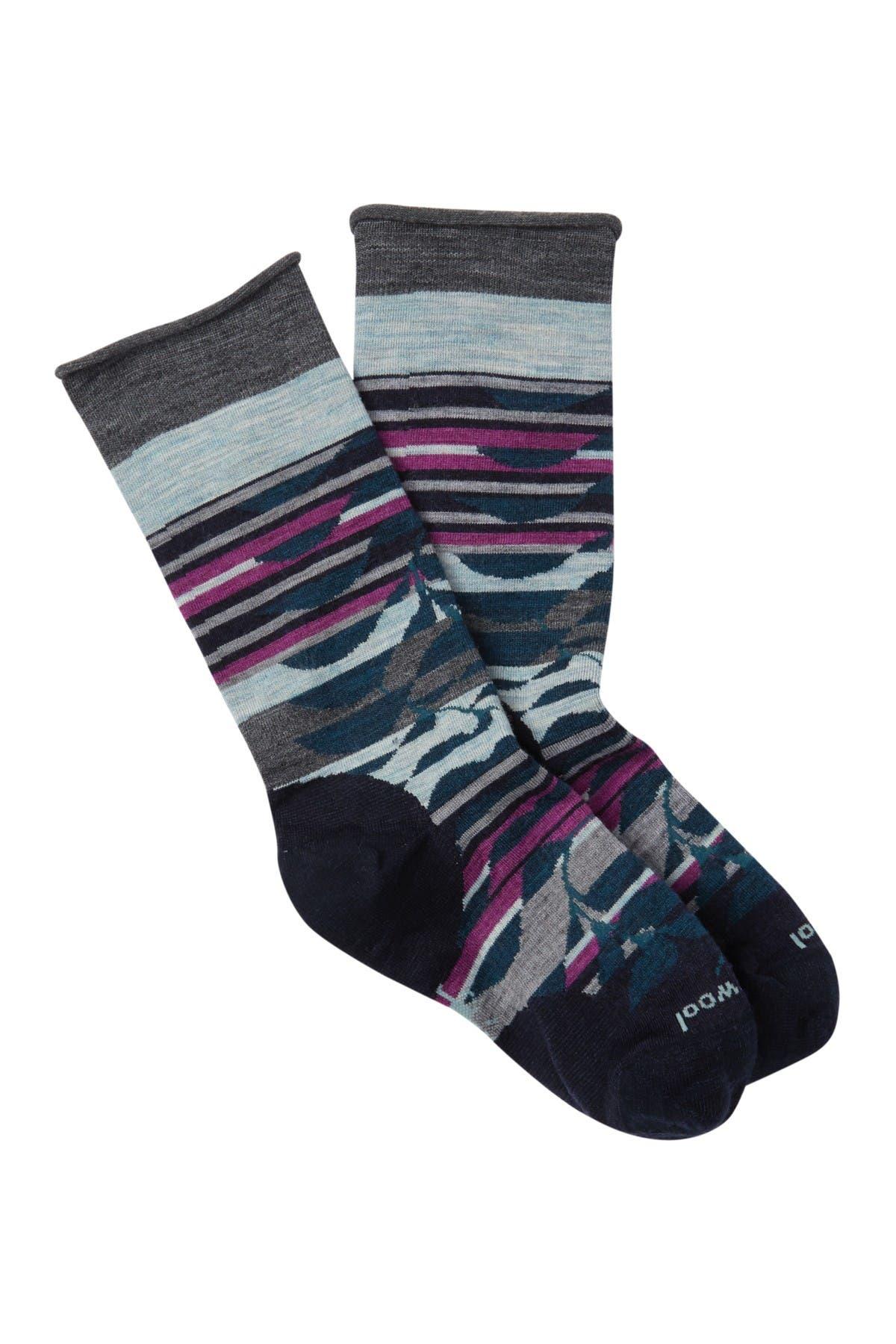 Image of SmartWool Pressure Free Palm Crew Socks