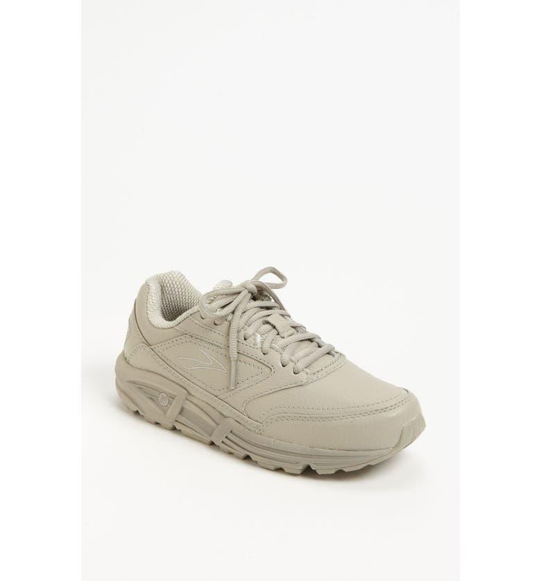 BROOKS 'Addiction' Walking Shoe, Main, color, IVORY