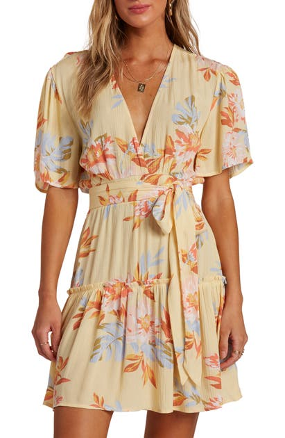 Billabong ONE & ONLY FLORAL DRESS